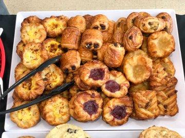 Gordon Foods Presentation and Tasting February 22, 2018